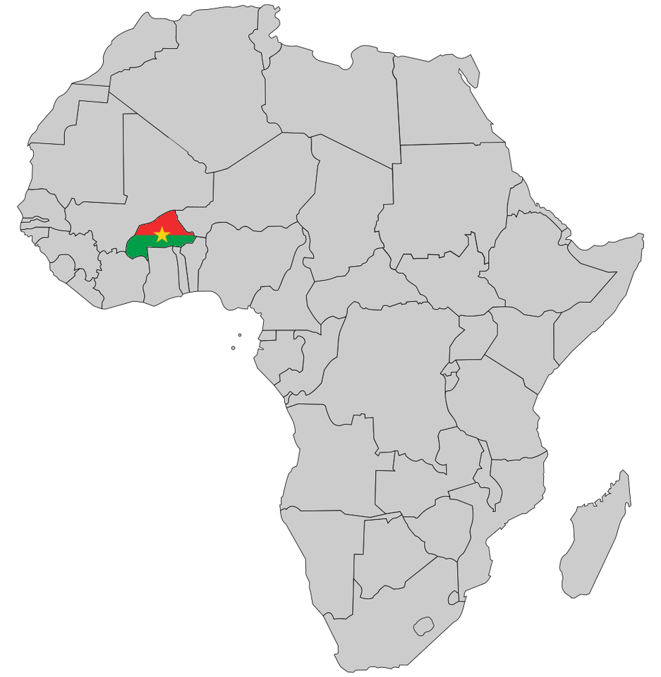 SituationBurkina